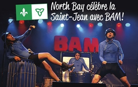 North Bay célèbre la Saint-Jean-Baptiste!