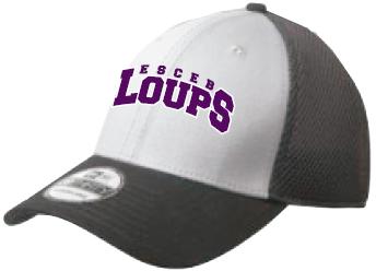 chapeau avec logo d'ESCEB